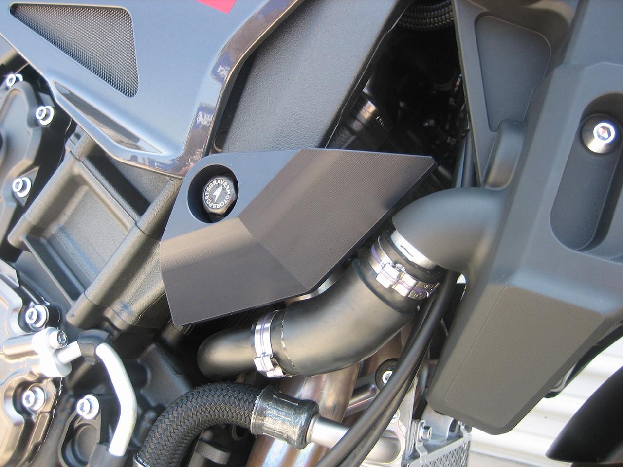 Graves Motorsports Carbon Fiber Engine Guard Case Cover Set Yamaha R1