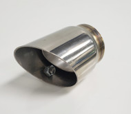 Graves Motorsports Exhaust Insert Base 49mm