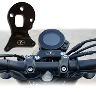 Graves Motorsports Yamaha XSR900 Dash Relocation Kit