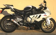 Graves Motorsports BMW S1000RR Titanium Slip-on Exhaust