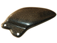Graves Motorsports Yamaha R6 R1 Carbon Fiber Replacement Heel Guard