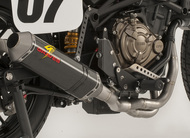 Graves Motorsports Yamaha DT-07 Full Exhaust System