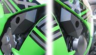 Graves Motorsports Kawasaki ZX-10 Frame Sliders