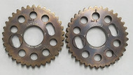 Graves Yamaha R3 Slotted Cam Sprocket Set