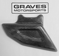 Graves Motorsports WORKS R1 / ZX6-R Chain Guard