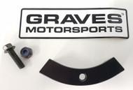 Graves Motorsports Kawasaki Ninja 400 Steering Stop