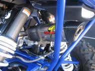 Graves Motorsports Yamaha YXZ 1000r Slip-0n Exhaust