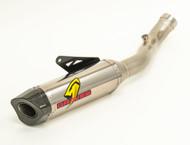 Aprilia RSV4 Factory Cat Eliminator Titanium Exhaust System 19-20