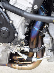 Suzuki GSX-R1000 Titanium Full System Ti Silencer