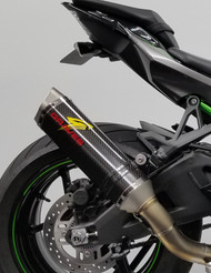 Kawasaki ZH2 Cat Eliminator Exhaust System