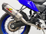 Yamaha Tenere 700 Cat-Back Exhaust System