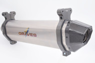 Graves Motorsports Honda Talon Slip-on Exhaust