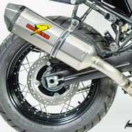 Suzuki V-STROM 1050 Cat-Back Exhaust System