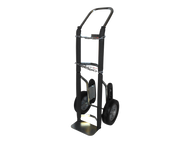 """Hand Truck/Dollie With Stair Climber for One H or T (9.25"""" DIA) Cylinder (1186)"""