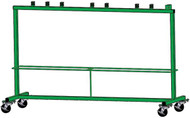 Transfill Cart for 20 M22 Cylinders (8110)