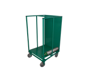 "Oxygen Cylinder Transport Cart for 60 D/E (4.38"" DIA) Style Cylinders (9031-60E)"