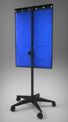 "Mobile Lead Porta-Shield 24"" x 24"""