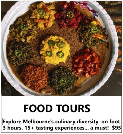 food tours explore melbourne and footscray taste the world at spice bazaar