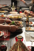 Moroccan Cooking Class Fri 14/12/18  at 6pm-approx  10.30pm