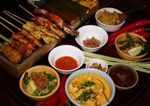 Balinese cooking class Fri 03/05/19 at 6pm - approx 10.30pm