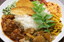 Indian and Sri Lankan  Food Tour Sunday 08/12/19 at 11am - 2pm