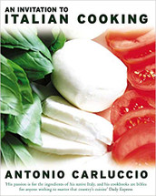 An invitation to Italian cooking  (Antonio Carluccio)