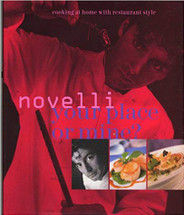 Your place or mine? (Jean-Christophe Novelli)