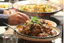 Moroccan  cooking class Fri 10/04/20 at 6pm-approx 10.30pm