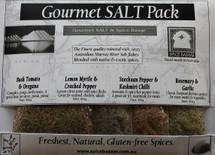 Gourmet Salt Spice Set (4 x 30g)