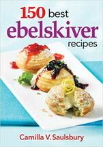 150 best ebelskiver recipes (Camilla C Saulsbury)