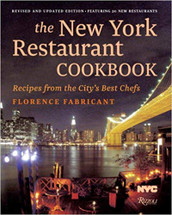 The New York Restaurant Cookbook (Florence Fabricant)