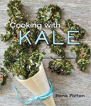 Cooking with kale (Rena Patten)