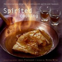 Spirited cooking (Jenni Fleetwood)