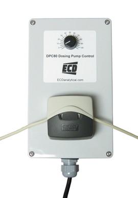 Chlorine metering pump
