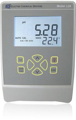 Model L20 pH/ORP Meter