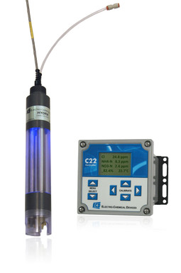 HYDRA Sensor with Analyzer