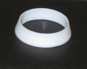"Teflon Ferrule for 1"" Total Chlorine sensor compression fitting."