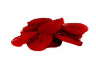 Strawberry Pin Wheel Laces