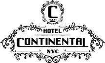 Custom listing for Jack - 6 rocks glasses with Hotel Continental art