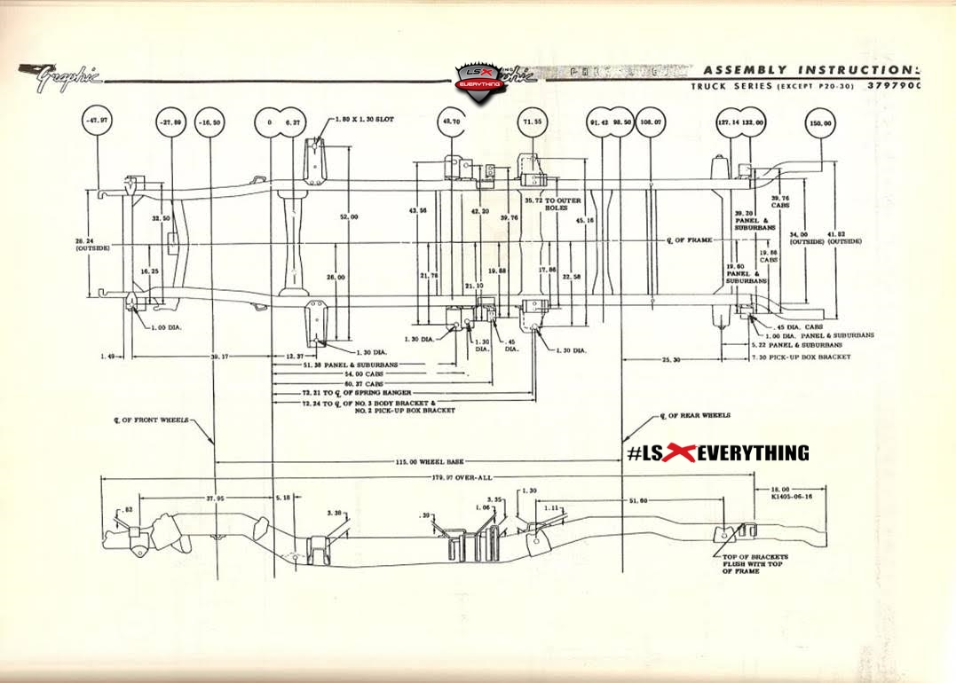 19621963 Chevygmc Ls Swap Lsx Everything. Are You Building A 1963 C10 And Not Sure If Can Actually Use Our Swap Kits Or Headers To Get The Job Done Here Is Some Great Information Assist. Wiring. Ls3 Swap Wiring Diagram C10 At Scoala.co