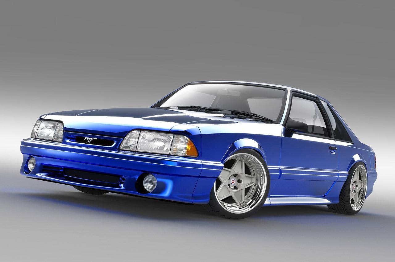 Ford Mustang Swap Kit