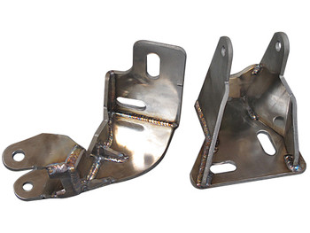 "E46's Factory Motor Mount Plates Are Weak, Sometimes Might Have Been Broken, It Becomes A Major Issue with Doing Motor Swap Into E46. Our Motor Mounts Are Designed to Enhance to Strength and Stability of the Mounting Plates By Using Two Mount Bolt Holes, One Directly Bolt Down to Factory A Arm Bolt. See Pictures.  This Swap Kit Fits LS Motor Using Factory GM Camaro Oil Pan and Camaro Shifter (But Need to Enlarge the E36 Factory Shifter Hole)  Part(s) Being Sold Has One or More Registered Patent(s)  -Chassis: 1991-1999 BMW E36  -Motor: LS1/LSx  -Transmission: T56 Manual  Engine + Transmission Mounts All Parts Are Developed from Ground Up in Our R&D Center in USA, Designed and Built for Improved Performance Gains, with Excellent Fitment and Easy Installation.  Motor / Transmission Mounts: Heavy Duty 7 Gauge (0.18"") Thick Stainless Steel Panel, with Brace Offers Strong Support Adjustable Slotted Bolt Holes Polyurethane Bushing Mounts Patent Pending Design of Motor Mount is Billet Stainless Steel, Excellent Strength"