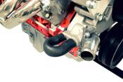 Hoses, Heater, LS Heater Core Delete Bypass Hose Coolant Crossover LS1 LSX LS2 LS3 LQ4 LQ9