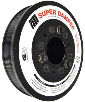 Harmonic Balancer, Super Damper, Internal Balance, Aluminum/Steel, Chevy, LS1, LS2, LS3, LS6, Each