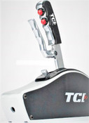 Designed for Right Hand Drive Vehicles: No Factory Console Mount: No Shifter Style: Cable operated Shift Mechanism: Gate Reverse Lockout: Yes Neutral Safety Switch Included: Yes Backup Light Switch Included: No Knob Included: Yes Knob Style: Pistol grip Shifter Ball Thread Size: No threads Boot Included: No Accommodates Stock Knob: No Base Included: No Cable Entry: Front or rear Cable Included: Yes Cable Length (ft): 5.000 ft. Linkage Included: No
