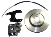 "12 BOLT GM TRUCK REAR-END, 13"" REAR DISC BRAKE KIT (MUST USE 17""+ RIMS) 5 X 5"