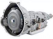 "This transmission is remanufactured and has a 2 year/24,000 mile warranty. If you are going to do it, do it right!  This transmission is warrantied for 1,000+HP. If you are need a transmission that will handle less power, our stock replacement 4L80E supports 500HP, which is plenty for most stock builds with cam.  History  The 4L80E transmission is the advanced progeny of the legendary TurboHydramatic TH400 automatic transmission, and is based heavily on the 400 in both parts and strength, yet featuring an added overdrive gear, a lock-up torque converter and advanced electronic controls.  The 4L80E was introduced in 1991 in the GM C/K Trucks line-up, and remained in production through the 2009+ model year.   The 4L80 nomenclature denotes that the transmission is a 4-Speed, Longitudinally mounted, and for 8000 lbs. vehicle weights. It's RPO code is ""MT1"" and has been domestically manufactured in GM's Ypsilanti and Willow Run plants.  The 4L80 features ratios in each gear as follows:  First: 2.48, Second: 1.48, Third: 1.00, Fourth: 0.75, Reverse: 2.07"