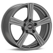 """Size: 18x8 Offset: 48mm Backspacing: 6.42"""" Bolt Pattern: 5-112 Rec. Tire Size: 225/40-18 Weight: 23.25lbs. Finish: Matte Titanium"""