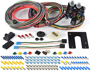Painless Wiring Harness And Chis - Wiring Diagrams on