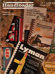Handloader 24 March 1970